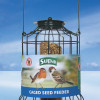 Caged  Seed Feeder